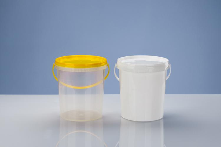 ddsplast containers with lids - multi color lids