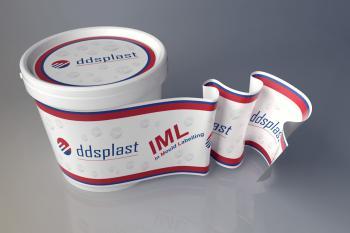 IML (In Mold Labeling) tehnologija