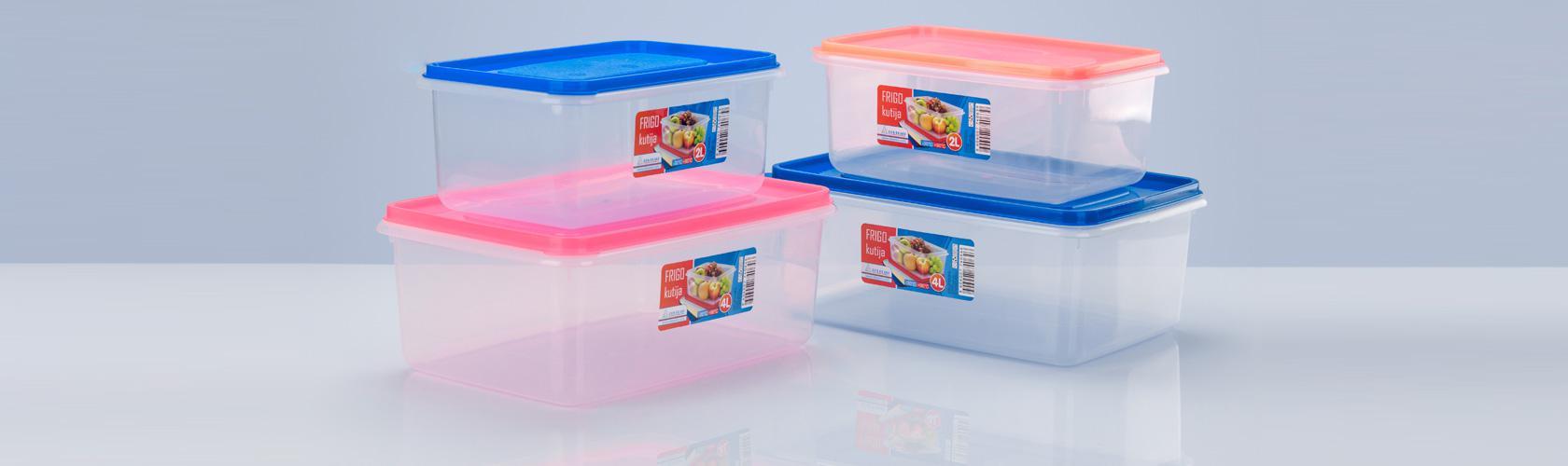 DDS Plast frigo boxes