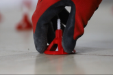 Handling with the tile leveling system